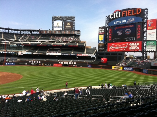 New York Mets Stadium Tour To Meet The Players
