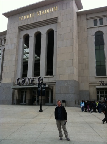 Dave Baker's Baseball Dream Tour: Stadium #11, Yankee Stadium, Bronx, New York