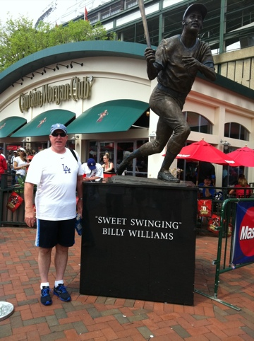 Dave Baker's Baseball Dream Tour: Stadium #5, Wrigley Field, Chicago