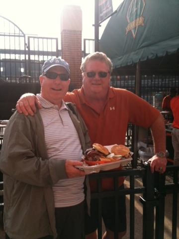 Dave Baker's Baseball Dream Tour: Stadium #9, Orioles Park at Camden Yards, Baltimore