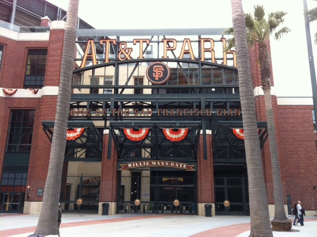 Dave Baker's Baseball Dream Tour: Stadium #20, AT&T Park, San Francisco