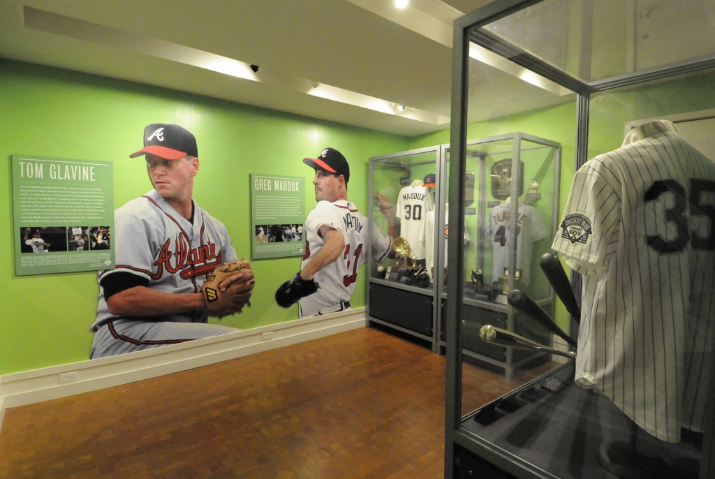 Visit the National Baseball Hall of Fame and Museum with Us