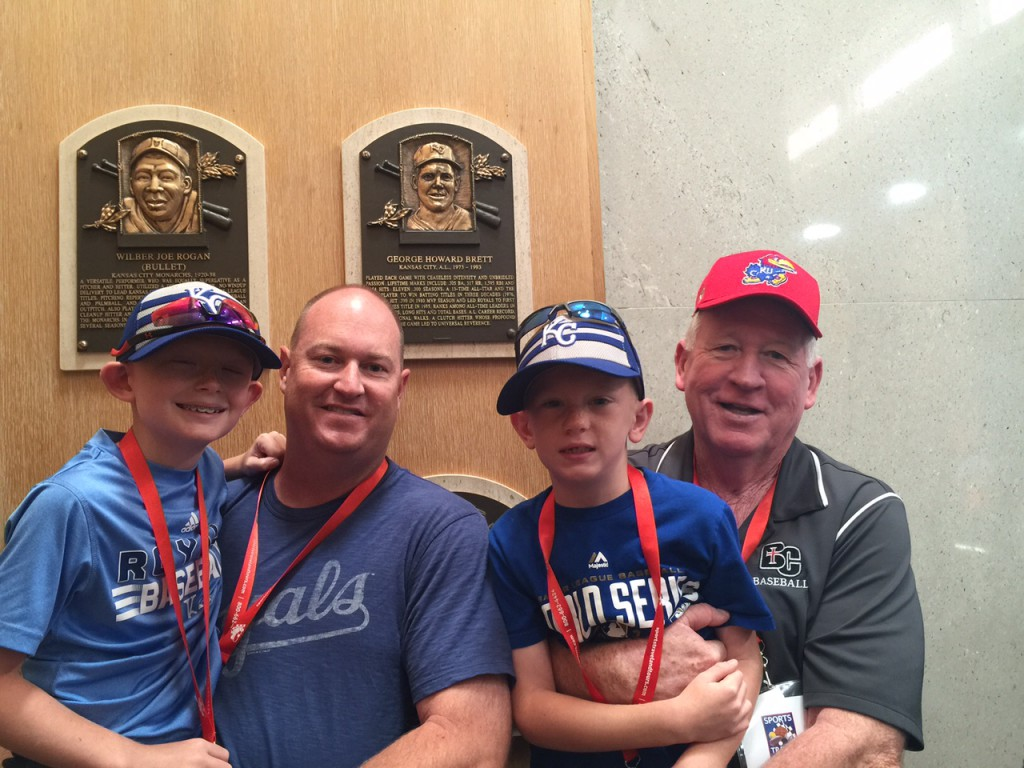 Lifelong Baseball Fan Celebrates 70th Birthday at Hall of Fame