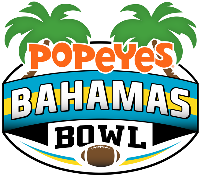 Escape Winter and Head to the Popeyes Bahamas Bowl