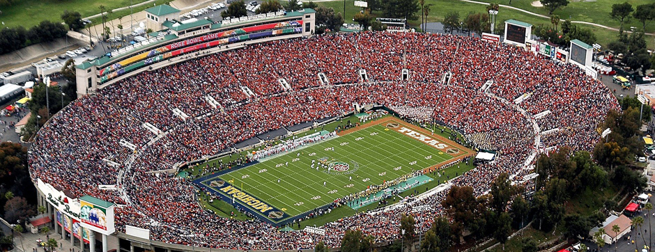 Rose Bowl: The 'Grandaddy of Them All'