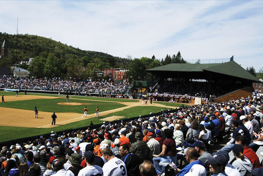 Doubleday Field, Cooperstown, NY