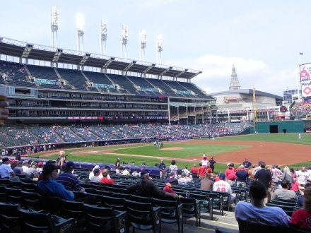 Progressive Field will play host this year to the MLB All-Star game.