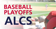 Baseball American League Championship Series