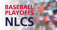 Baseball National League Championship Series