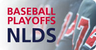 Baseball National League Division Series