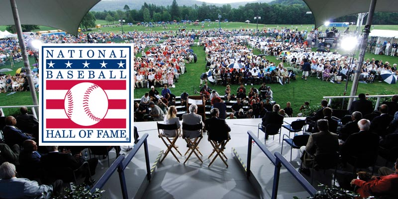 Baseball Hall of Fame Induction Weekend