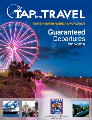 Travel Alliance Partners guaranteed departures brochure