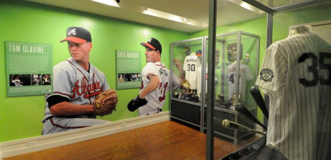 Baseball Hall of Fame Exhibit